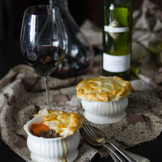 beef red wine pie-3