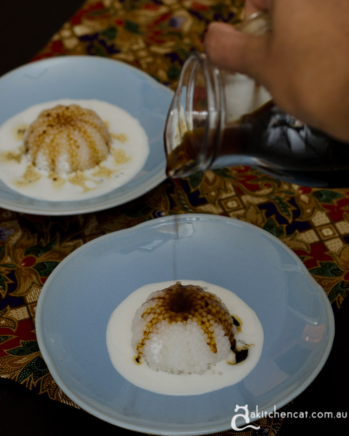 In defence of Asian desserts: Sago Gula Melaka