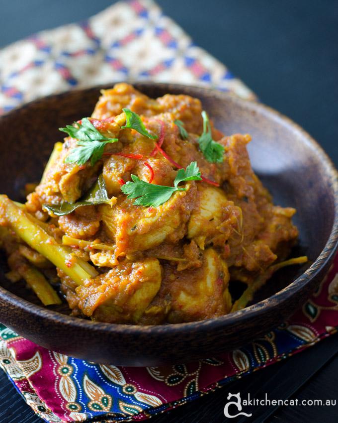 grandmas chicken sambal