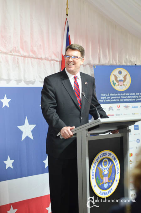Ambassador John Berry