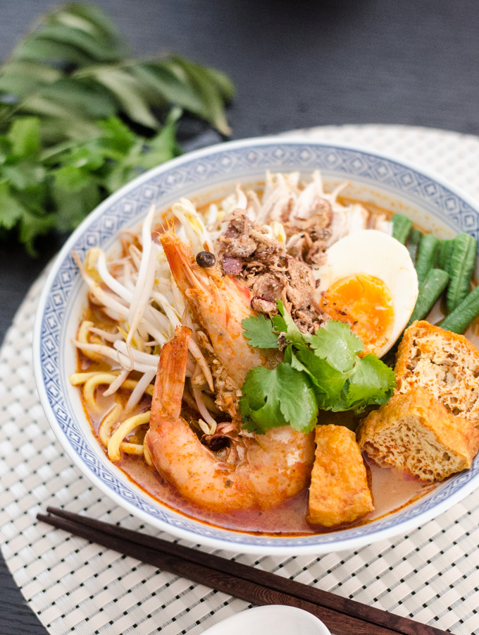 My secrets to making the best curry laksa in town