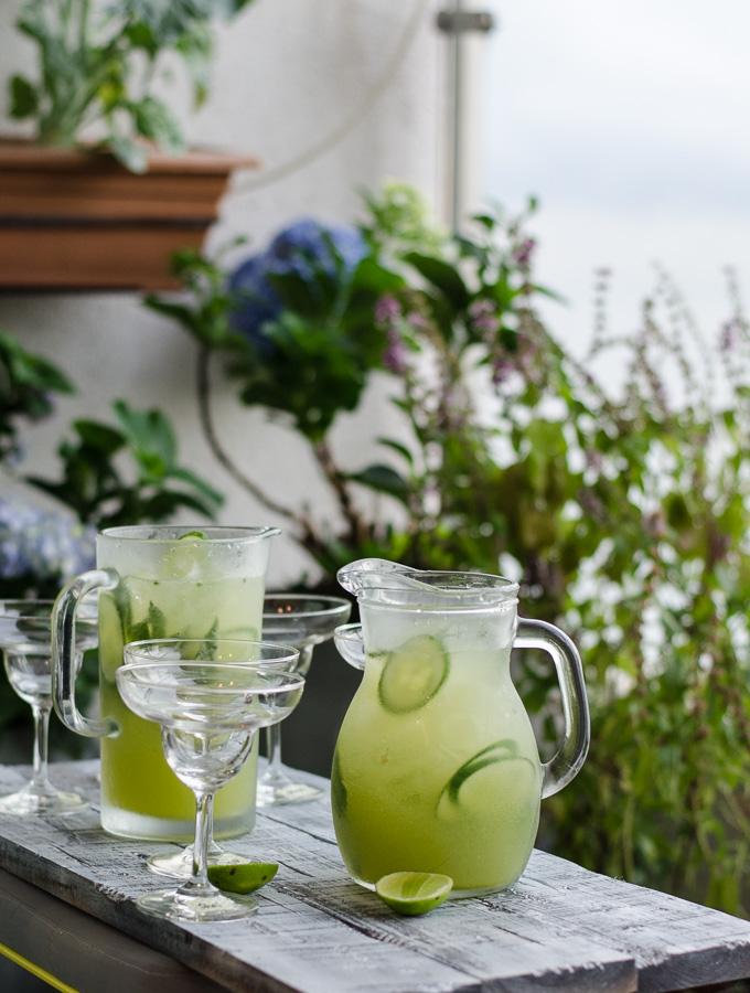 gin rickshaw cocktail