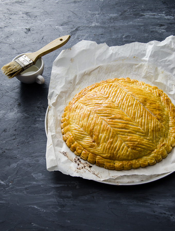 Galette des Rois – better late than never