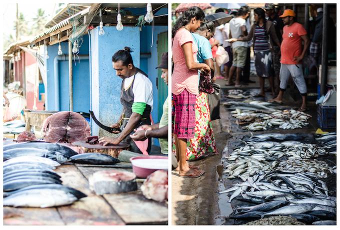 Wennappuwa market