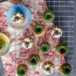 christmas-wreath-mini-bundt-cakes