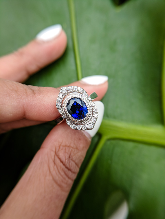 A bit more about buying sapphires in Sri Lanka