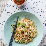 shredded-chicken-egg-noodle